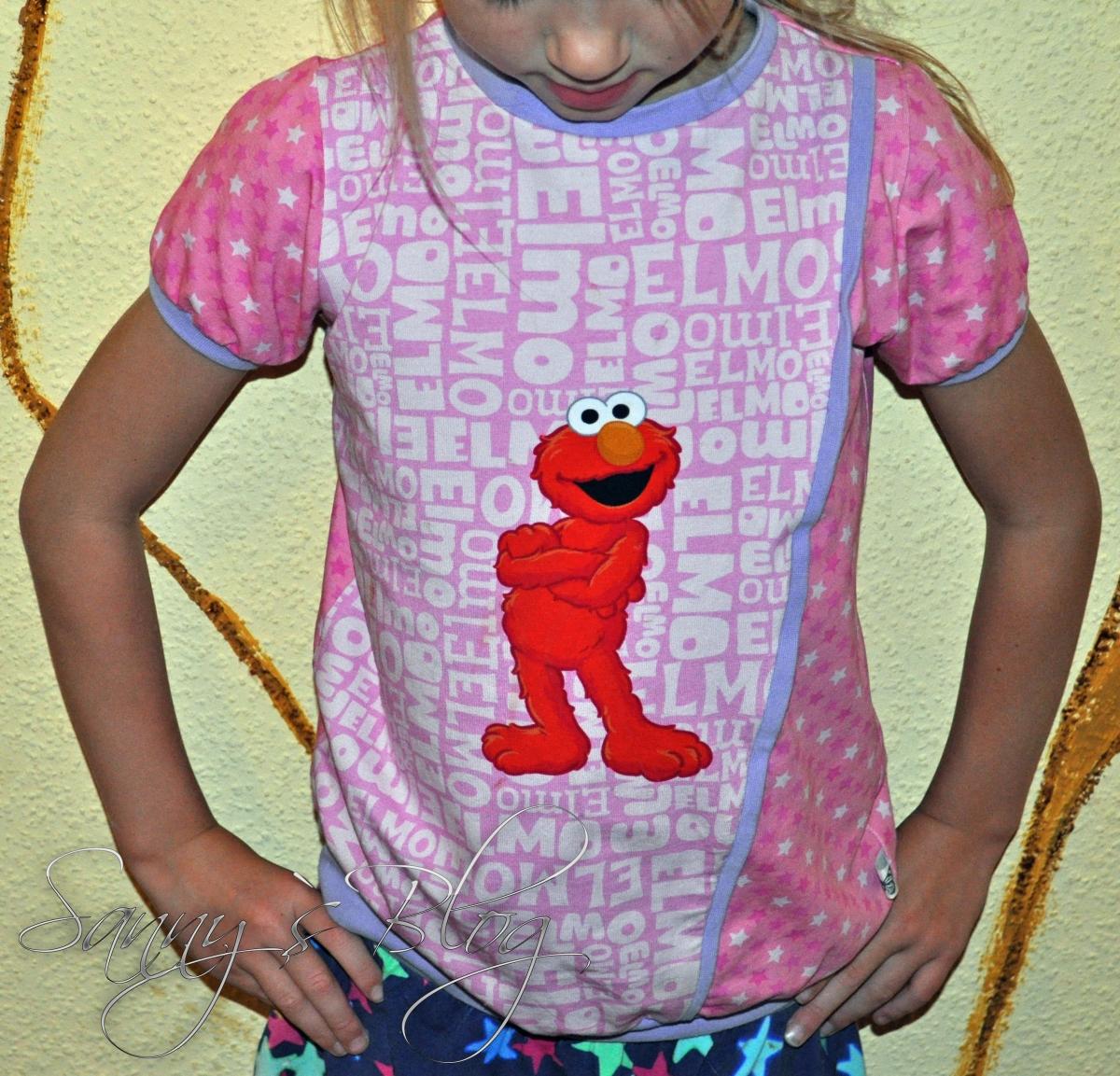 Elmo - Klappe die Zweite (oder doch schon dritte??)....